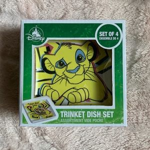 Funko Lion King Trinket Dishes